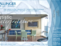 Ballinger Design Website